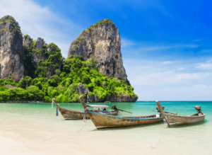 Some of the amazing beaches that you'll discover during your 3 day Phuket itinerary.