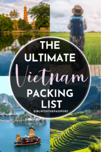 What to Pack for Vietnam | Vietnam Packing List | What to wear in Vietnam | Vietnam Outfits | Vietnam Packing Guide | Vietnam Travel Guide | Vietnam Travel Essentials | Vietnam Travel Tips | Vietnam Travel Guide | Vietnam Travel | Vietnam Guide | Vietnam Tips | Vietnam Itinerary #VietnamGuide #VietnamTravel #VietnamPackingList #VietnamTips #VietnamOutfits