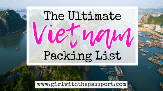 What to Wear in Vietnam: A Vietnam Packing List