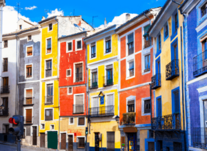 During your solo trip to Spain, try and use hostels instead of booking AirBnbs!