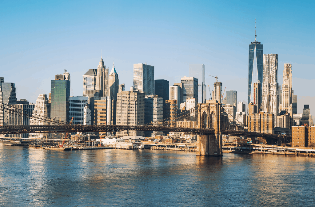 25 of the Best Views in NYC – A Secret Local's Guide You NEED to Steal!