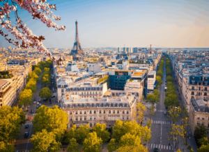 Paris is one of the many amazing day trips from London by train.