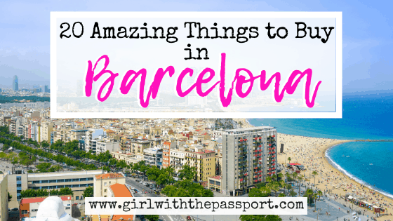 20 Unique Barcelona Souvenirs Everyone Will Love!