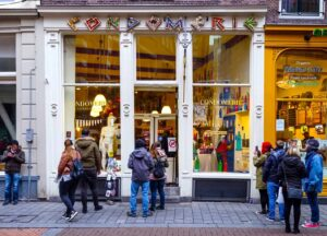 Stop by Condomerie and pick up one of the more risque Amsterdam souvenirs on this list.