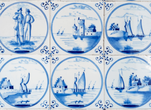With an assortment of ceramics and tiles to choose from, Kramer Kunst & Antiek is the perfect place to shop for Delftware in Amsterdam.