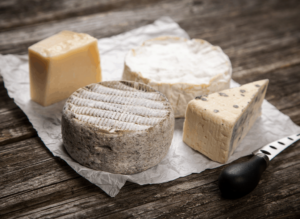 Take some amazing Roquefort or Reblochon Cheese home with you from Androuet in Paris.