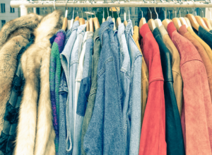 Stop by Rokit and pursue through the amazing collection of vintage clothes at one of the best cheap London shopping spots