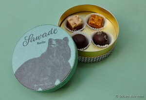 Sawade chocolates make some of the best souvenirs from Berlin (image sourced from Flckr.com).