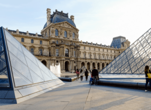 Take a souvenir home with you after visiting some of the most famous museums in the world, like Paris' Louvre.