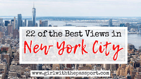 A Fantastic Local's Guide to 22 of the Best Views in NYC
