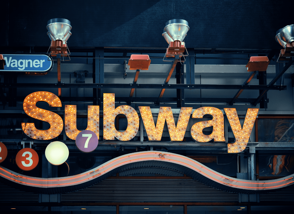 When deciding how to get from JFK to Manhattan, the subway is a great option if you are on a budget and can easily carry all of your luggage.