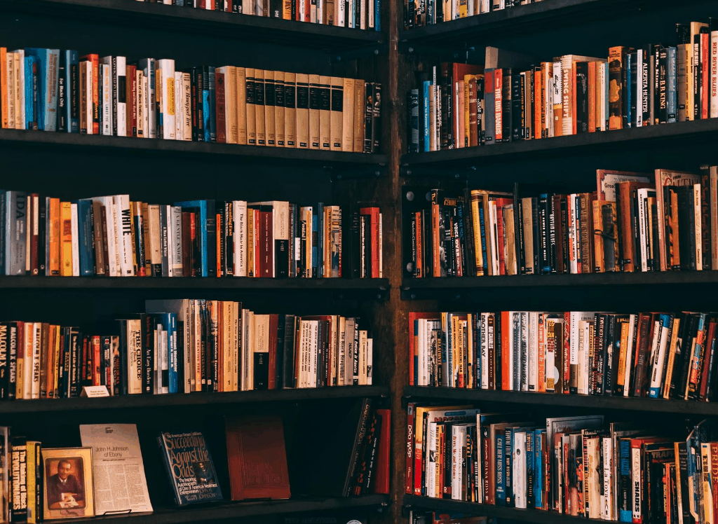 Explore the well-stocked shelves of Sister's Uptown Bookstore, one of the best bookstores in NYC.