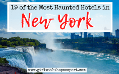19 Amazing, Haunted Hotels in New York!