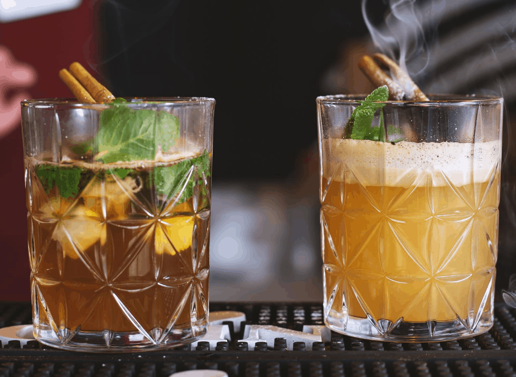 Sip on some hand crafted, artisanal cocktails at a local speakeasy in NYC.