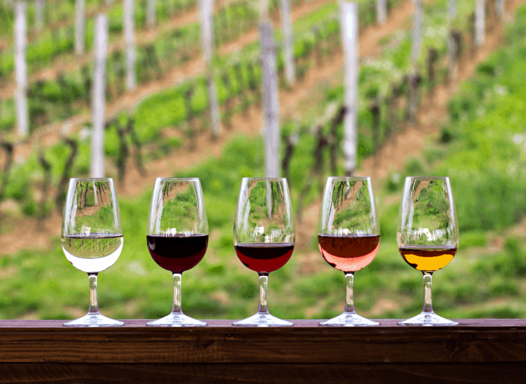Embrace the luxe life and do a wine tasting through New York's West Village.