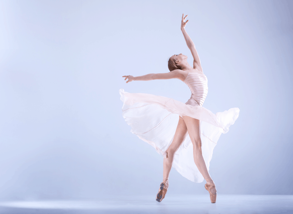 Marvel at the beautiful ballerinas at Lincoln Center in NYC.