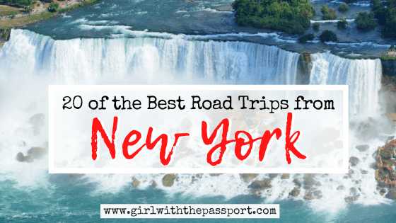 20 of the Best Road Trips from NYC!