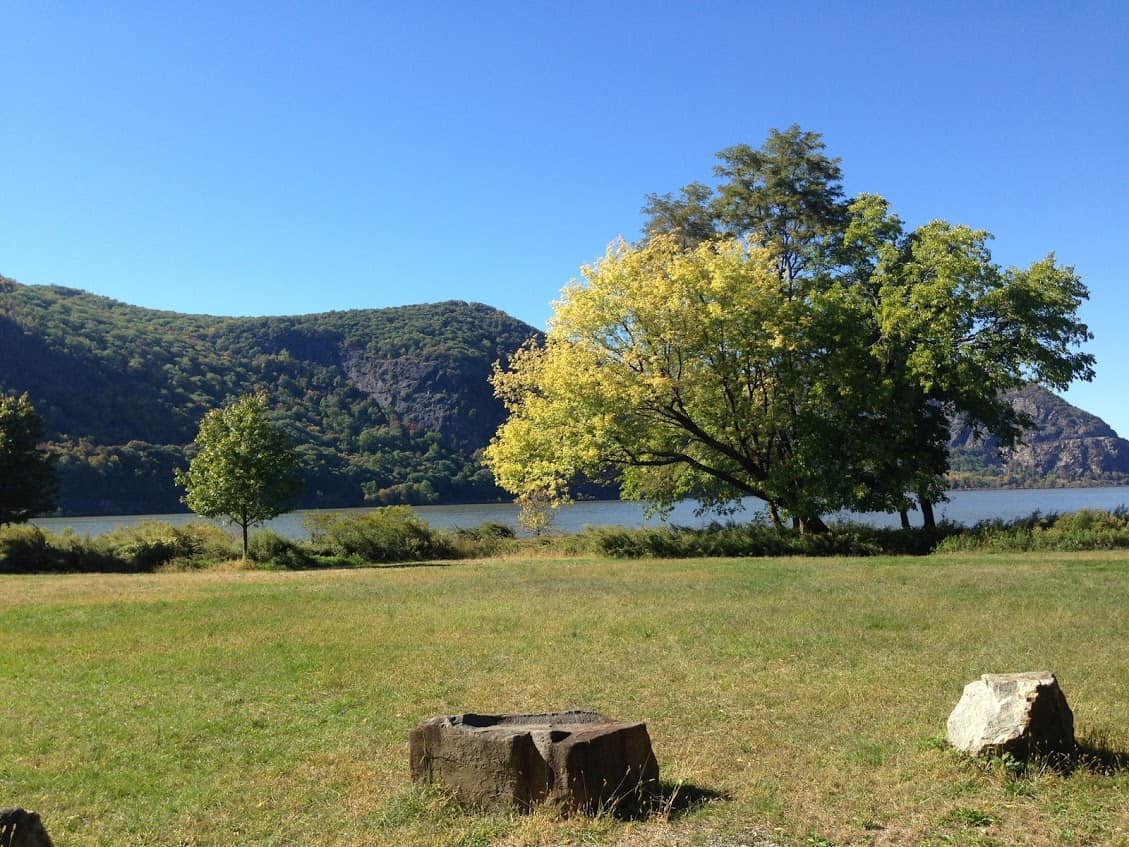 The natural beauty of Cold Spring, New York.