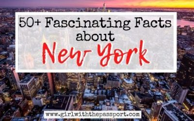50+ Interesting Facts about NYC