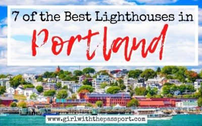7 of the Best Lighthouses in Portland Maine!