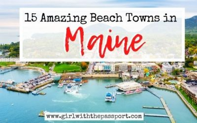15 Stunning Beach Towns in Maine You MUST Visit!