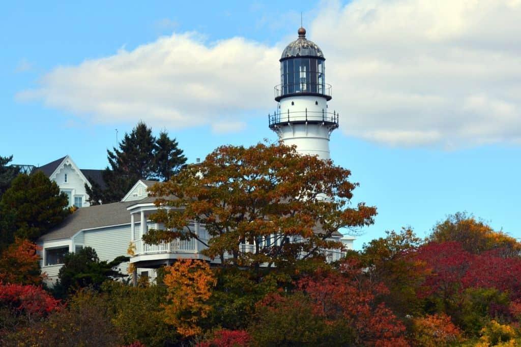 Cape Elizabeth Light (aka Two Lights)