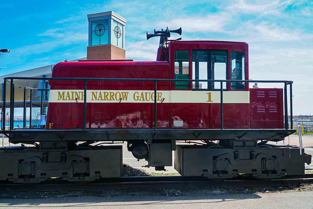 Maine Narrow Gauge Railway