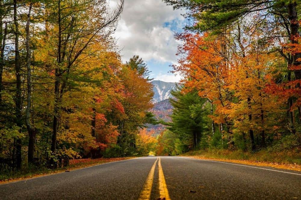 20 Best Places to See New York Fall Foliage