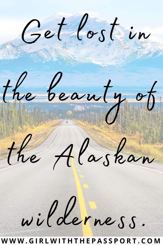 Alaska Travel Quotes