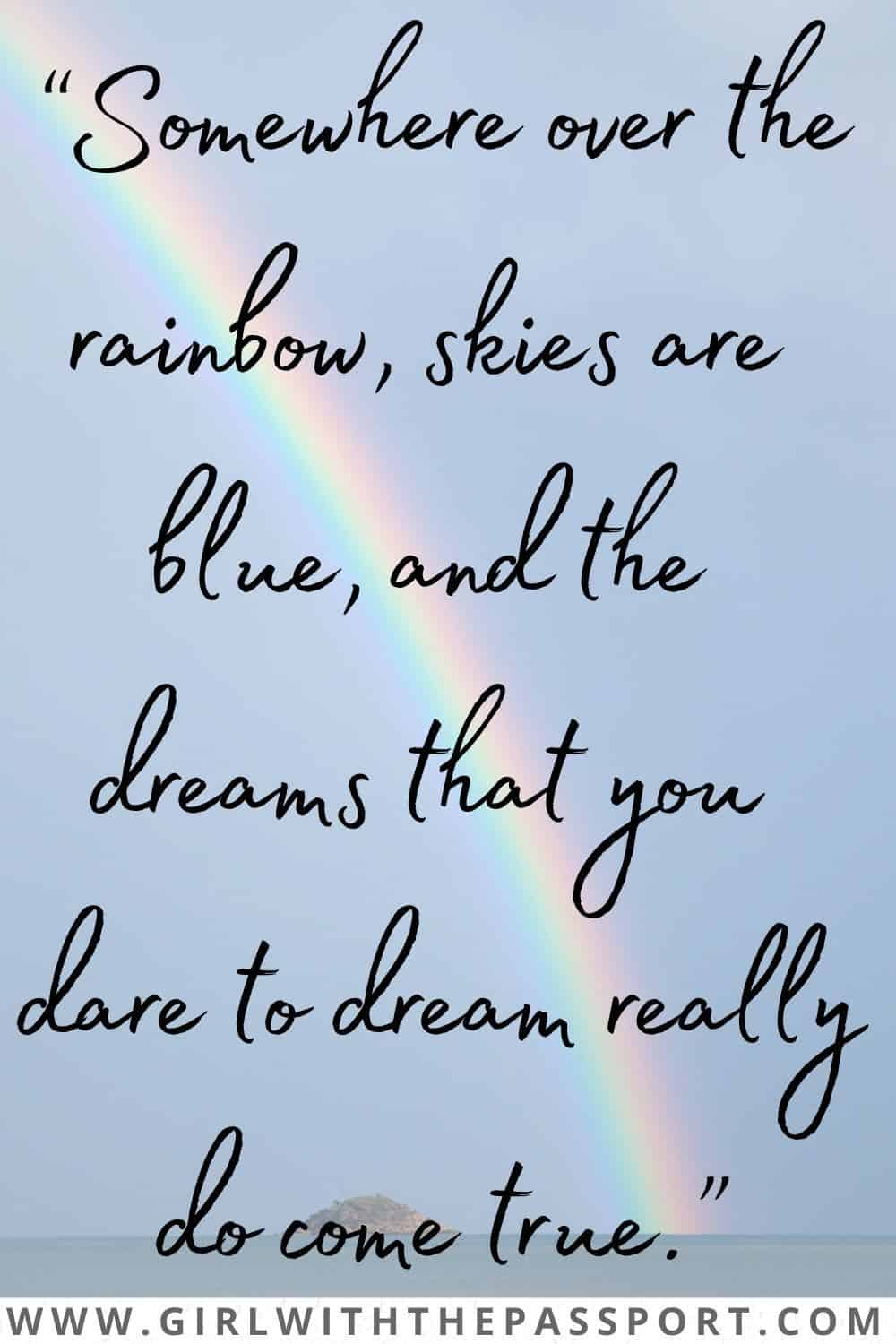 Best Somewhere Over the Rainbow Quotes