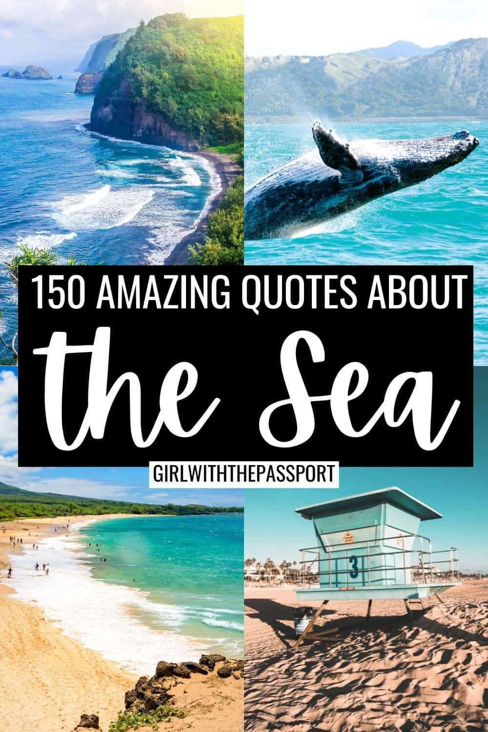 best quotes about the sea