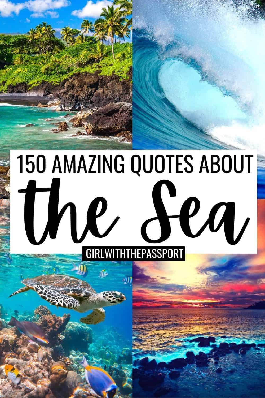 Best Sea Quotes